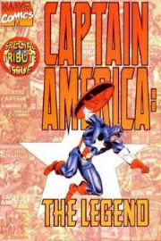 Captain America One Shot Comics